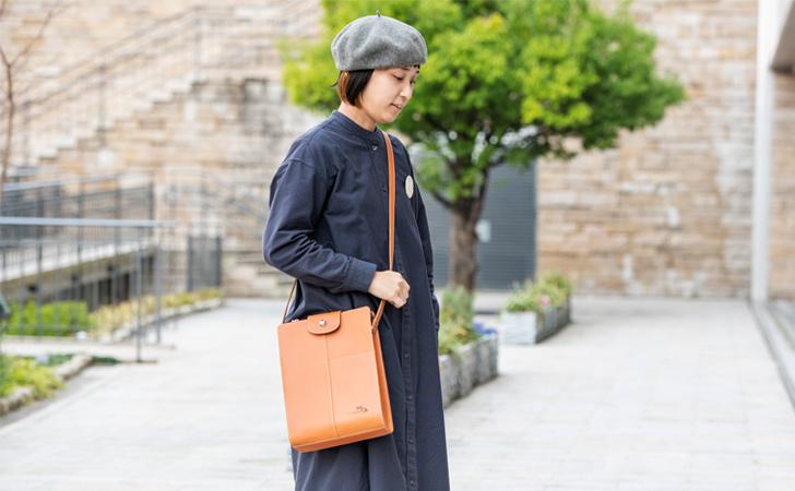 ビジネスにおすすめの革のショルダーバッグ